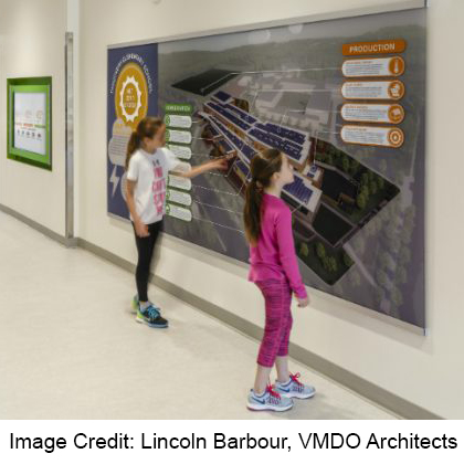 Lincoln Barbour, VMDO Architects.