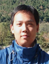 Portrait of Can Wang