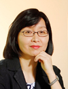 Portrait of Haesun Park